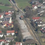 Bahnhofsgelände 2006