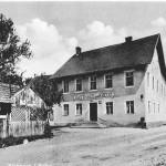 Gasthaus Kreuz um 1910