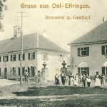 Gutshof vor ca. 100 Jahren