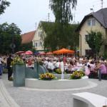 1. Brunnenfest vom 28. bis 30. Juli 2006