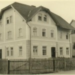 Polizeistation ca. 1950