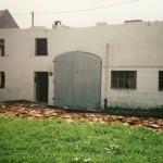 Abbruch im August 1995