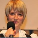 Moderatorin Barbara Fürst. Foto: Maria Schmid MZ
