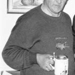 Josef Müller, letzter Eigentümer des Hofes