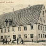 Gasthof Adler vor ca. 100 Jahren