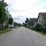 Augsburger Straße Juli 2012
