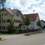 Augsburger Straße Juli 2012 - Schmid Josef, Hausname: Rasso