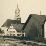 Ansicht ca. 1930