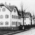 Augsburger Straße um 1920