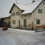 Im Wohhaus lebte zuletzt Böck Isidor mit Familie. Abbruch am 10.01.1994