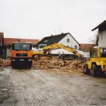 Abbruch März 1994