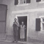 Die Großeltern von Thomas Baur