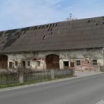 Der Stadel im Frühjahr 2009
