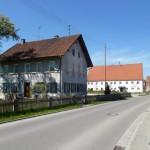 Beim Schnatterbauer im Frühjahr 2012