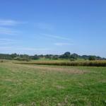 Auf dem Radlweg Zaisertshofen - Tussenhausen