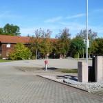 Das ehemalige Aussiedlerheim 2012