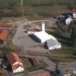 Luftaufnahme von 2007