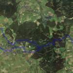 Radtour Ettringen-Tussenhausen-Zaisertshofen-Tussenhausen- Ettringen