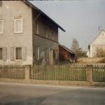 Das Anwesen 1988