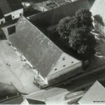 Der Stadel des Schnatterbauern in den 50ern