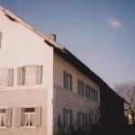 Aufnahme von 1992 (Nordansicht)