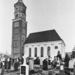 Alter Friedhof 1957