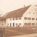 Das Anwesen um 1930