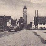 Dorfstraße 1910
