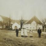 Facklerhof um 1900