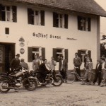 Gasthof Krone in Forsthofen