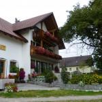 Der ehemalige Gasthof Krone in Forsthofen 2013