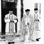 1962 Installation von Pfarrer Brazdil in Ettringen