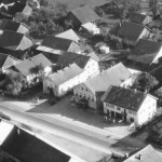 Luftaufnahme von 1953