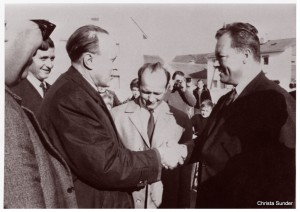 1-Franz Xaver Bürk mit Willi Brandt
