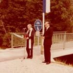 Pfarrer Brazdil und Pfarrer Linke