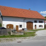 Anwesen Hahnenbichlstr. 3 kurz vor dem Abbruch am 04.05.2012