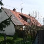 """Südansicht der """"Villa Sonnenschein"""" vor dem Abbruch am 23.04. 2005"""
