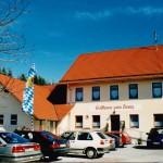 Gasthaus Zum Kreuz im März 2000