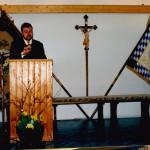 Bürgermeister Robert Sturm