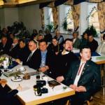 Einweihung Gasthaus Zum Kreuz im März 2000
