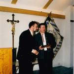 Bgm. Robert Sturm und Michael Schmid