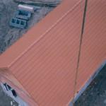 11.02.92 Betriebsgebäude vom Kran aus gesehen