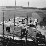 Decke über dem Obergeschoss am 22.06.1951