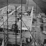 Sechsfamilienhaus Nr. 2, Rohbau am 21.06.1951