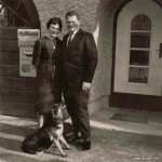 Hildegard und Alfons Rindle, die Eltern des jetzigen Inhabers