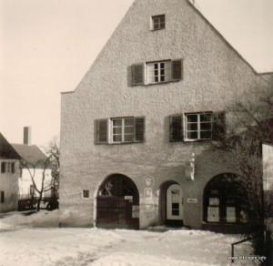 Firma Rindle in den 50er Jahren