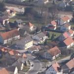 Luftaufnahme von Dr. Martin Kleint 2008