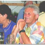Altbürgermeister Walter Fehle und Hermine Mühlbauer