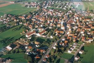 Ortskern 1977
