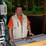 Musikproduktion Martin in Aktion